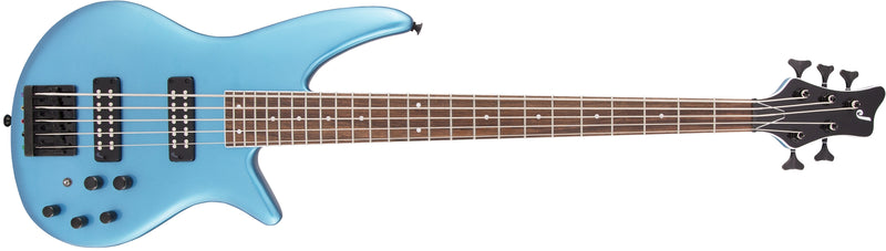 Jackson X Series Spectra Bass SBX V - Electric Blue