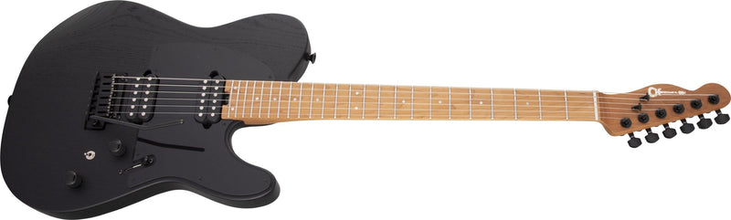Charvel Pro-Mod So-Cal Style 2 24 HH 2PT CM Ash - Black Ash - Safe Haven Music Guitars