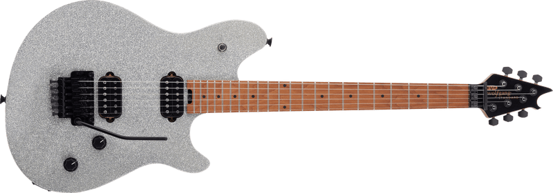 EVH Wolfgang Standard - Silver Sparkle