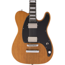 Charvel Joe Duplantier Signature Pro-Mod San Dimas Style 2 HH E Mahogany - Natural - Safe Haven Music Guitars