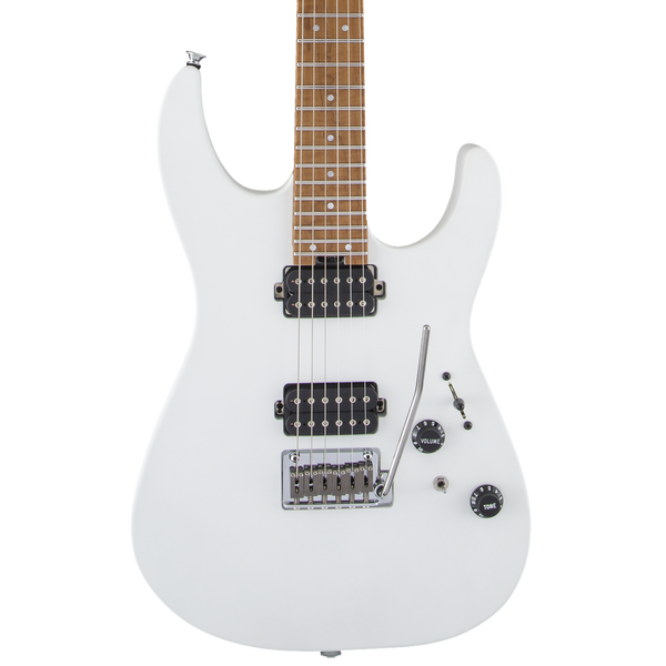 Charvel USA SELECT DK24 Satin White - Safe Haven Music Guitars