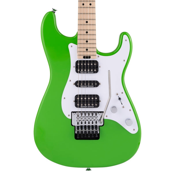 Charvel Pro-Mod So-Cal Style 1 HSH FR M - Slime Green