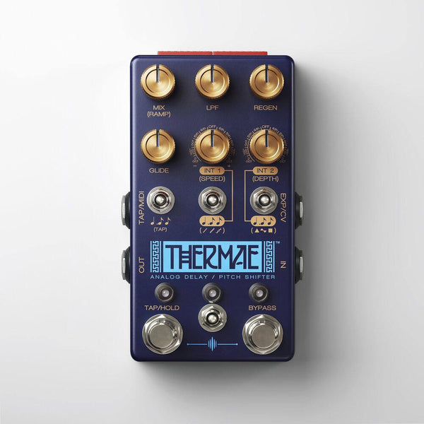 Chase Bliss Audio Thermae - Safe Haven Music Guitars
