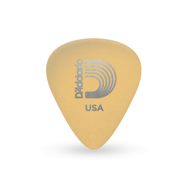 D'Addario Cortex Guitar Picks, Extra Heavy, 25 pack