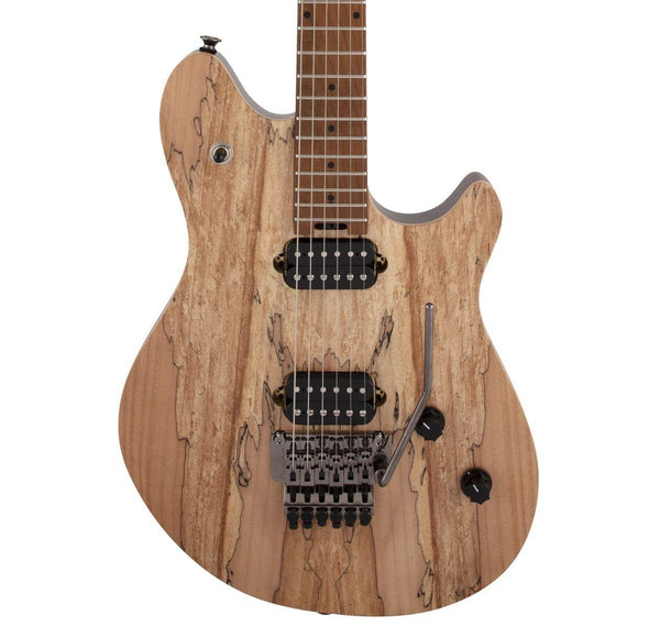 EVH Wolfgang Standard Exotic - Spalted Maple - Safe Haven Music Guitars