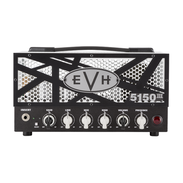 EVH 5150 III LBXII 15W Tube Head Black