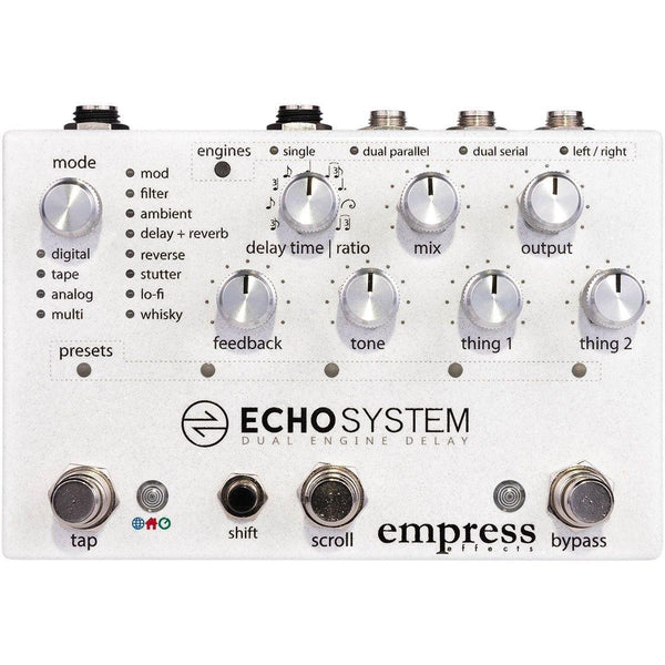 Empress Echosystem - Safe Haven Music Guitars