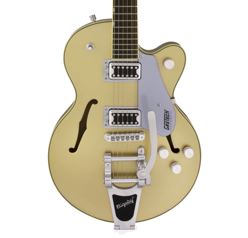 Gretsch G5655T Electromatic Center Block Jr. Single-Cut with Bigsby - Casino Gold