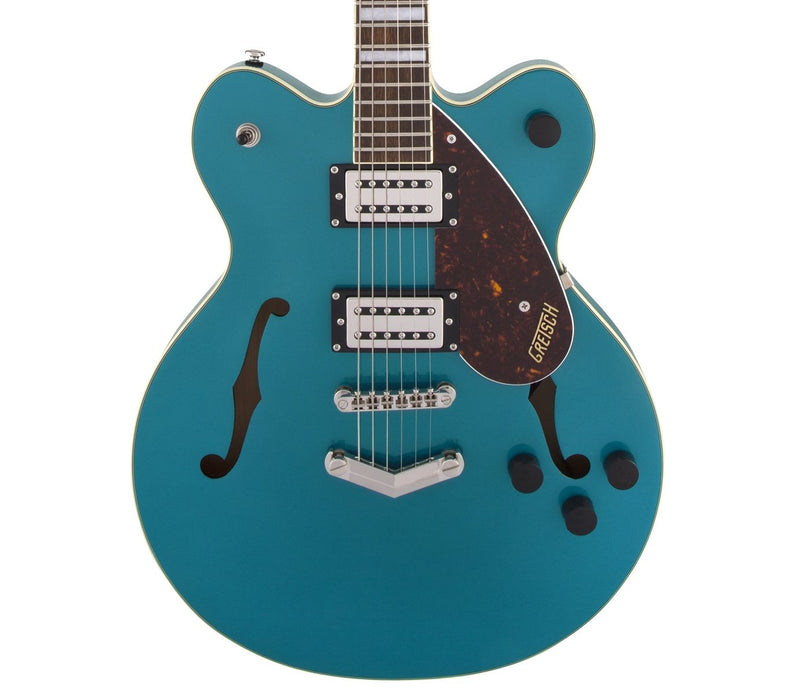 Gretsch G2622 Streamliner Center Block Double-Cut with V-Stoptail - Ocean Turquoise