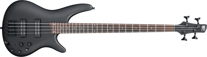 Ibanez SR300E Electric Bass - Weathered Black