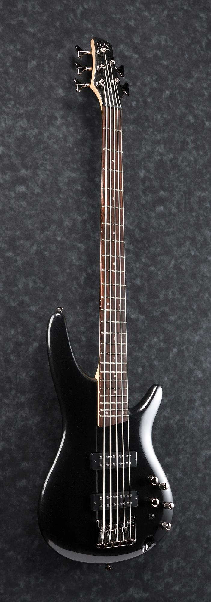 Ibanez SR305E - Electric Bass - 5 String - Iron Pewter