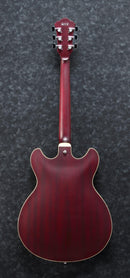 Ibanez Artcore AS53 - Transparent Red Flat
