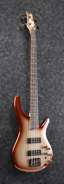 Ibanez SR300E Electric Bass - Charred Champagne Burst