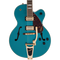Gretsch G2410TG Streamliner Hollow Body Single-Cut with Bigsby and Gold Hardware - Ocean Turquoise