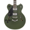 Gretsch G2622LH Streamliner Center Block with V-Stoptail Left-Handed - Torino Green