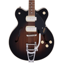 Gretsch G2622T-P90 Streamliner Center Block Double-Cut P90 with Bigsby - Brownstone