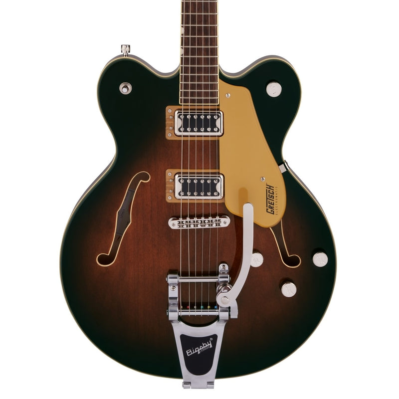 Gretsch G5622T Electromatic Center Block Double-Cut with Bigsby - Single Barrel Burst