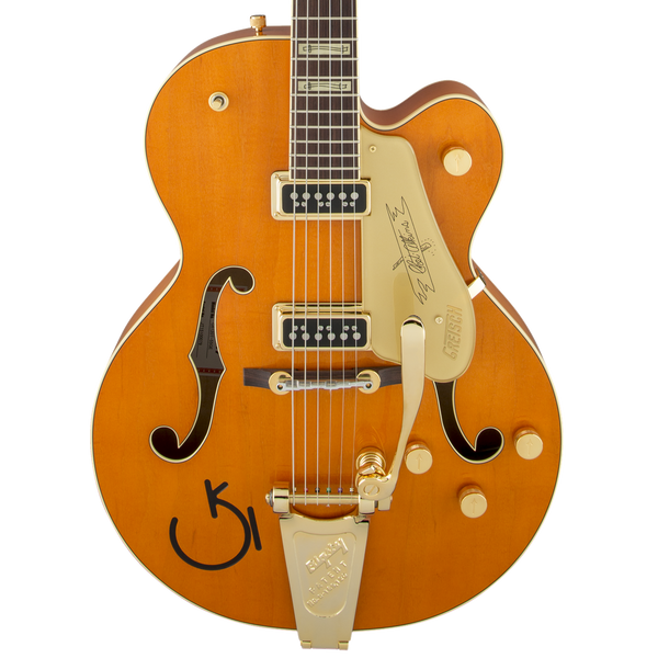Gretsch G6120T-55 Vintage Select '55 Chet Atkins Hollow Body with Bigsby - Safe Haven Music Guitars