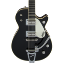 Gretsch G6128T-59 Vintage Select '59 Duo Jet with Bigsby, TV Jones - Black