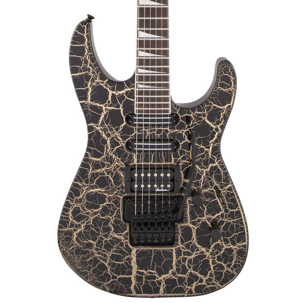 Jackson X Series Soloist SL3X DX Crackle - Gold Crackle