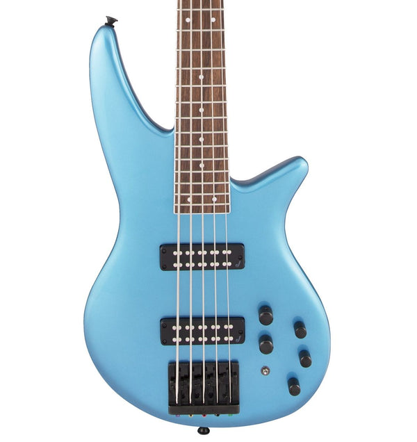 Pre-Order Jackson X Series Spectra Bass SBX V - Electric Blue