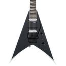 Jackson JS Series King V JS32 - Black with White Bevels
