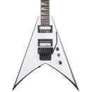Jackson JS Series King V JS32 White with Black Bevels