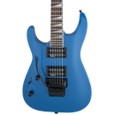 Jackson JS32L JS Series Dinky Arch Top Left Handed - Bright Blue