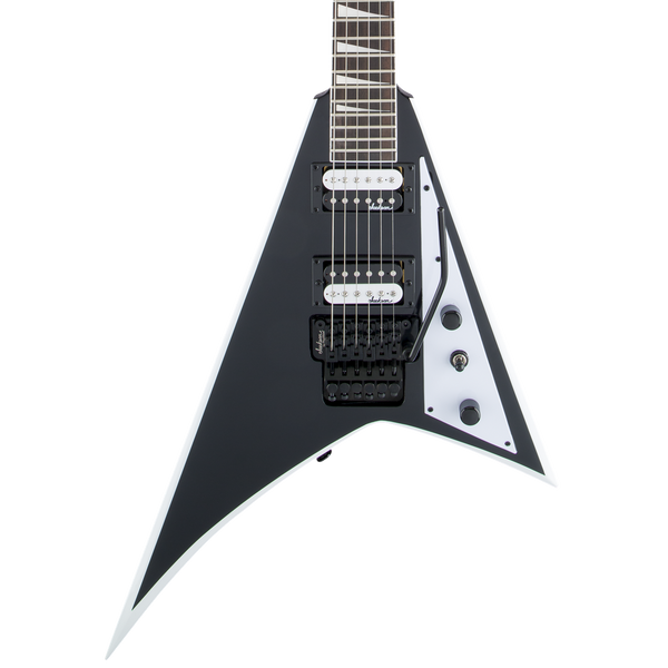 Jackson JS Series Rhoads JS32 - Black with White Bevels