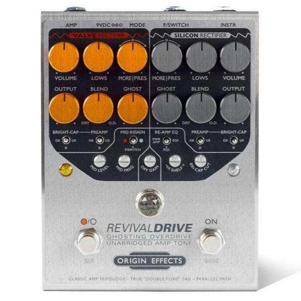 Origin Effects RevivalDRIVE Custom