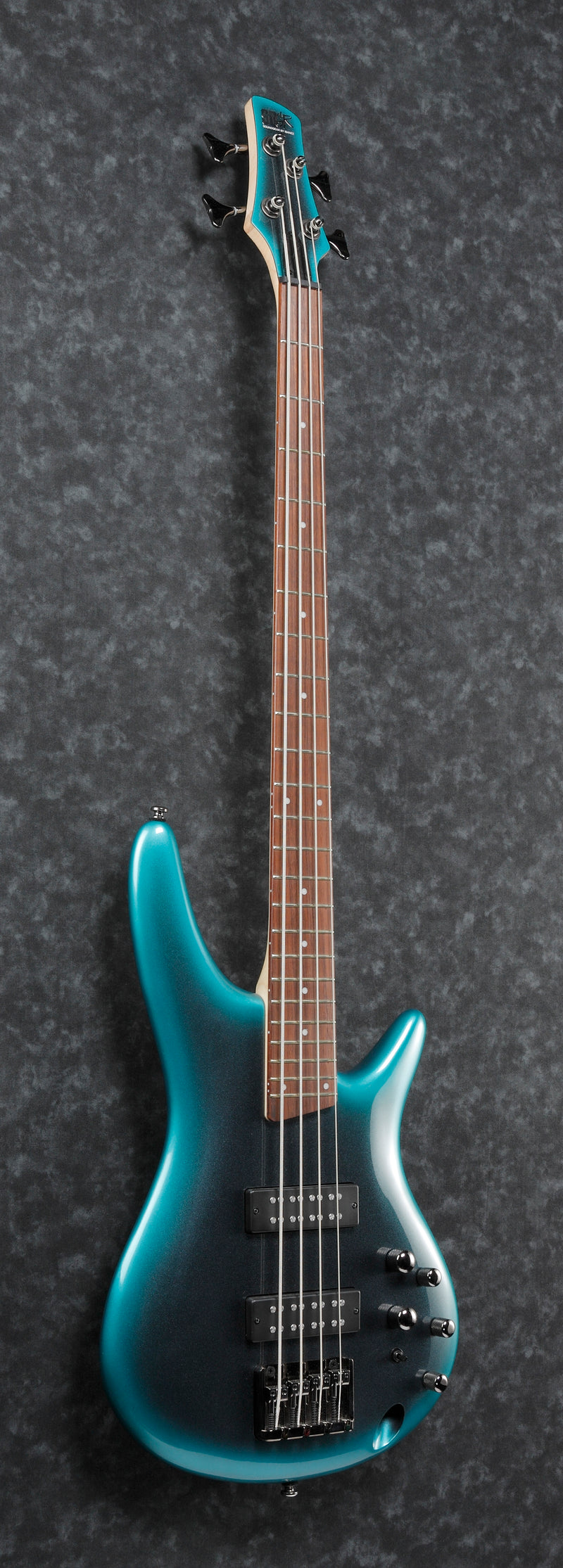Ibanez SR300E Electric Bass - Cerulean Aura Burst