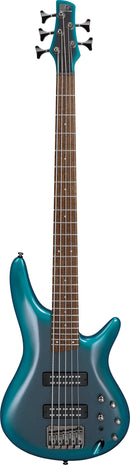 Ibanez SR305E - Electric Bass - 5 String - Cerulean Aura Burst