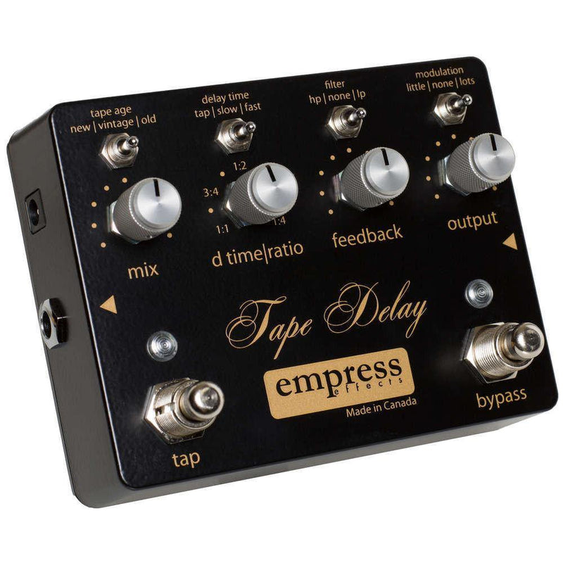Empress Tape Delay - Safe Haven Music Guitars