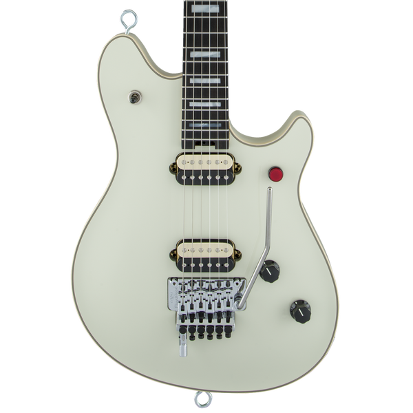 EVH Wolfgang USA Edward Van Halen Signature - Ivory - Safe Haven Music Guitars