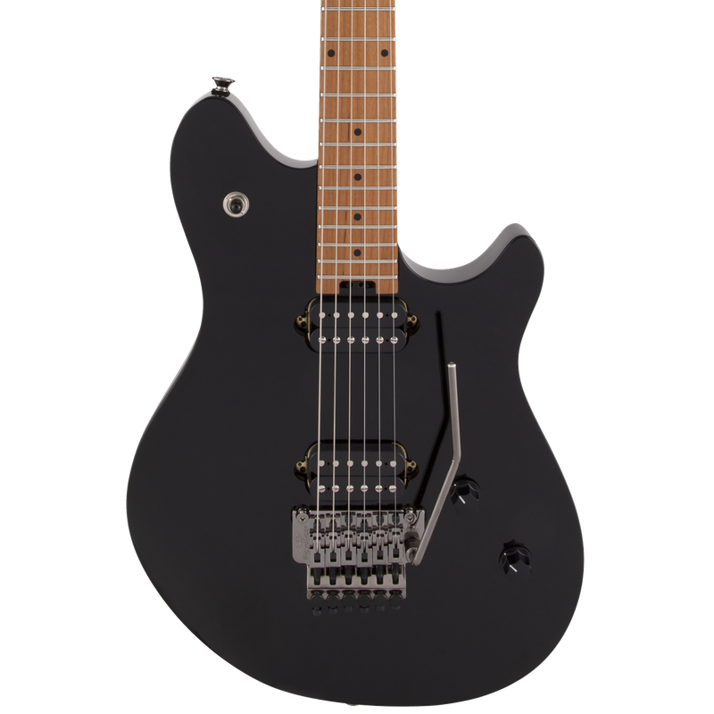 EVH Wolfgang Standard - Gloss Black - Safe Haven Music Guitars