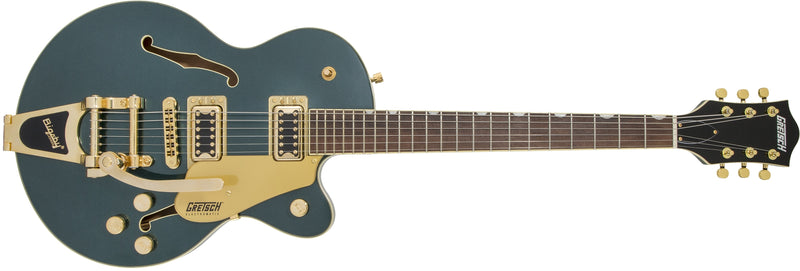Gretsch G5655TG Electromatic Center Block Jr. Single-Cut with Bigsby, Cadillac Green