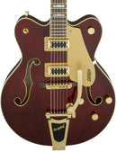 Gretsch G5422TG Electromatic Hollow-body with Bigsby - Walnut Stain