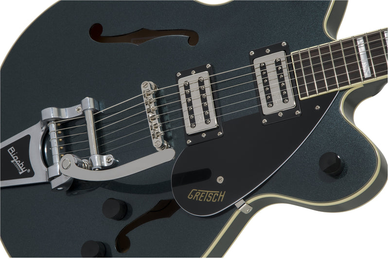 Gretsch G2622T Streamliner Center Block with Bigsby - Gunmetal