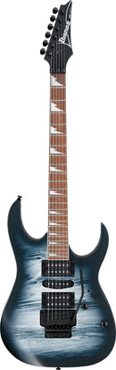 Ibanez RG470DX - Black Planet Matte
