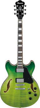 Ibanez Artcore AS73FM - Green Valley Gradation