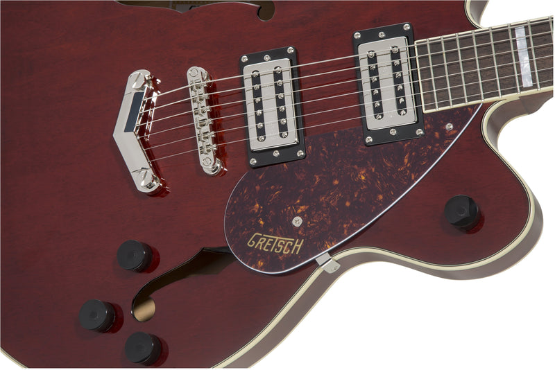 Gretsch G2622 Streamliner Center Block with V-Stoptail - Walnut Stain
