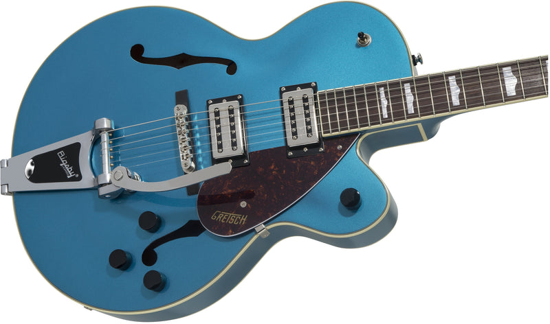 Gretsch G2420T Streamliner Hollow Body with Bigsby - Riviera Blue