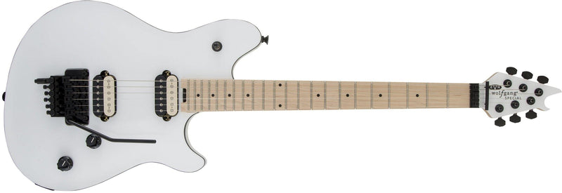 EVH Wolfgang Special, Maple Fingerboard - Polar White
