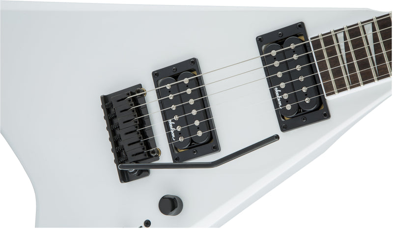 Jackson X Series CDX22, Laurel Fingerboard, Snow White