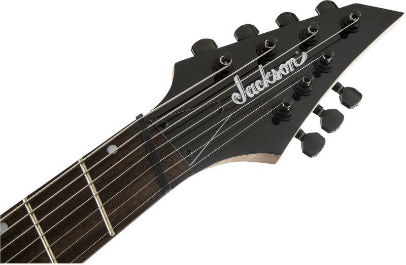 Jackson X Series Dinky Arch Top DKAF7 MS - Gloss Black