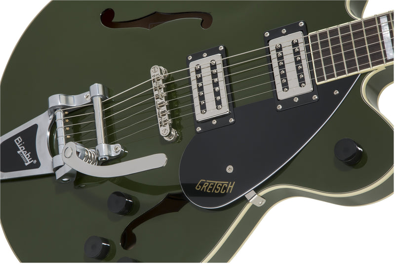Gretsch G2622T Streamliner Center Block with Bigsby - Torino Green