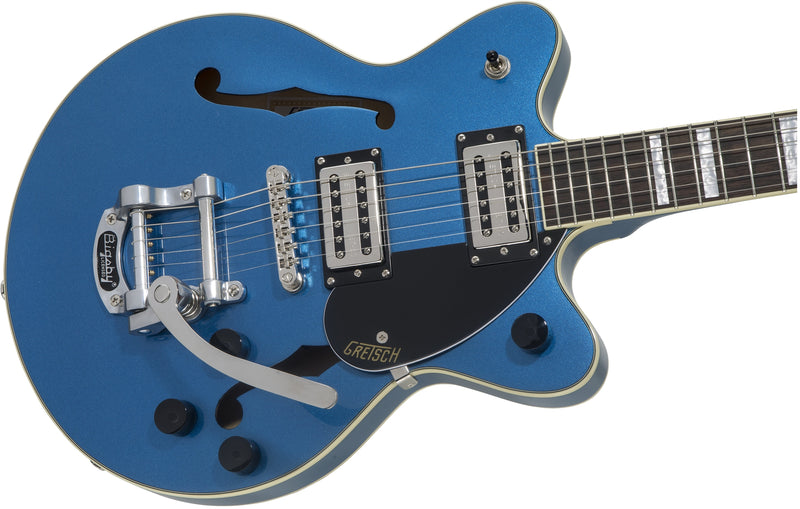 Gretsch G2655T Streamliner Center Block Jr. with Bigsby - Fairlane Blue