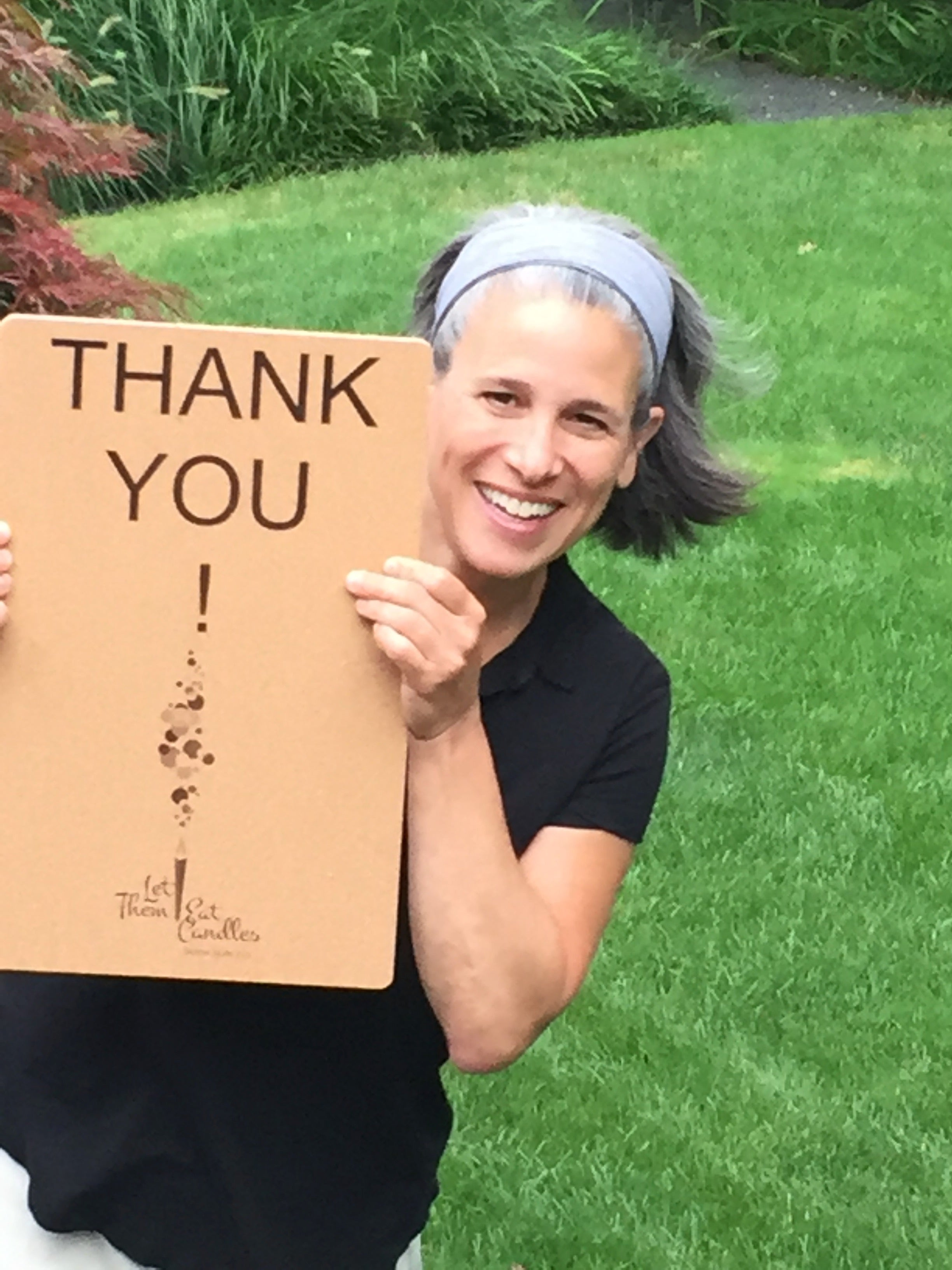 Loree says Thank you!