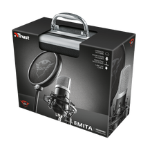 Load image into Gallery viewer, Trust Gaming GXT 252 Emita Streaming Mic