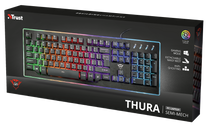 Load image into Gallery viewer, Trust Gaming GXT 860 Mechanical Keyboard (QWERTZ)